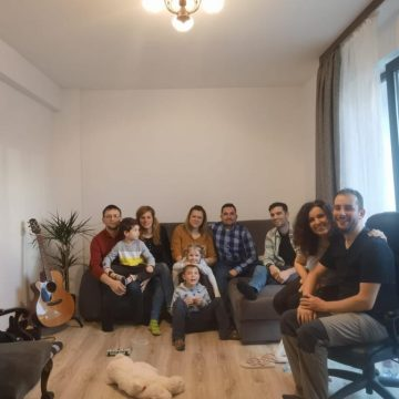 Grup Metrou 1 Decembrie/Tunari (IF)